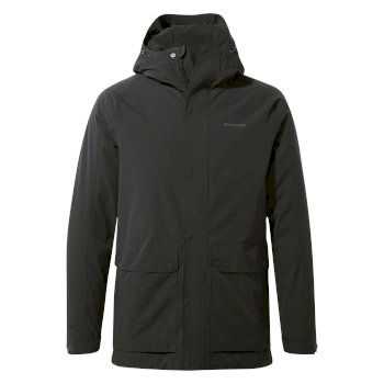 Men's Lorton Thermic Jacket - Black Pepper