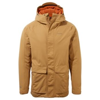 Lorton Thermic Jacket - Dark Raffia
