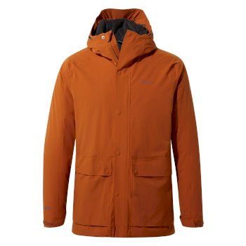 Lorton Thermic Jacket - Potters Clay