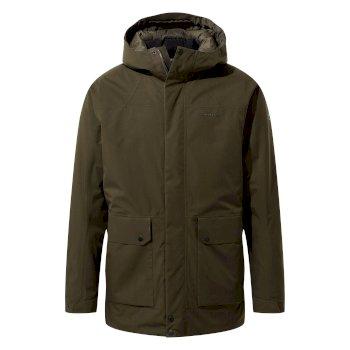 Kenton Thermic Jacket - Woodland Green