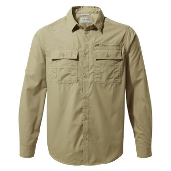Adventure Trek Long-Sleeve Shirt - Rubble