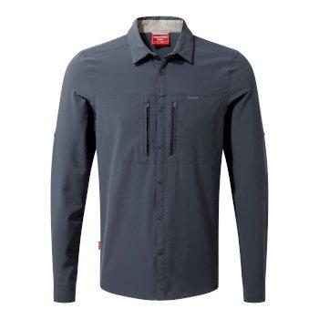 NosiLife Pro II Long-Sleeved Shirt - Ombre Blue