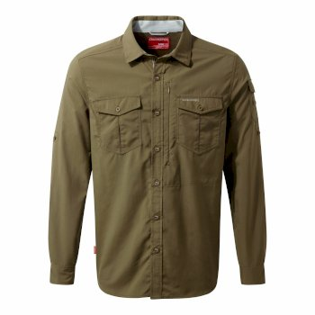 NosiLife Adventure Long-Sleeve Shirt - Kangaroo