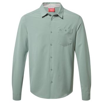 NosiLife Nuoro Long-Sleeved Shirt - Sage