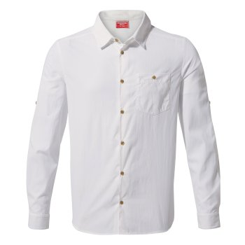 NosiLife Nuoro Long-Sleeved Shirt - Optic White