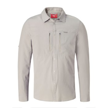 Pro III Long-Sleeved Shirt - Parchment