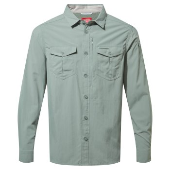 NosiLife Adventure II Long-Sleeved Shirt  - Sage