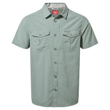 NosiLife Adventure II Short-Sleeved Shirt  - Sage