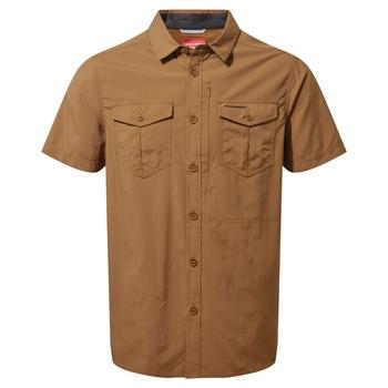NosiLife Adventure II Short-Sleeved Shirt  - Rubber