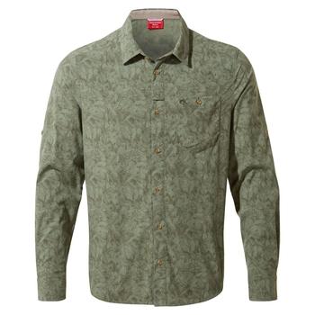 NosiLife Kai Long Sleeved Shirt - Sage Print