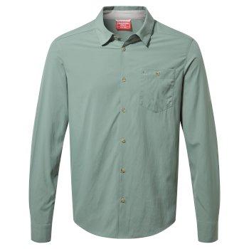 NosiLife Hedley Long Sleeved Shirt - Sage