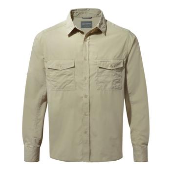 Kiwi Long Sleeved Shirt - Oatmeal