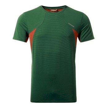 Fusion T-Shirt - Mountain Green