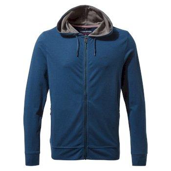 NosiLife Tilpa Hooded Jacket - Poseidon Blue