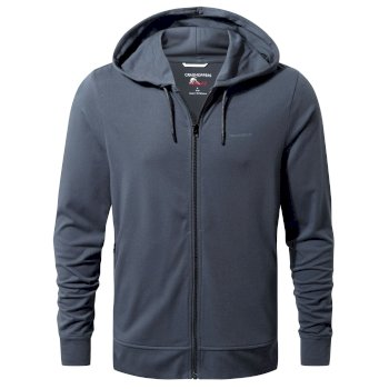 Men's Insect Shield® Tilpa Hooded Jacket - Ombre Blue
