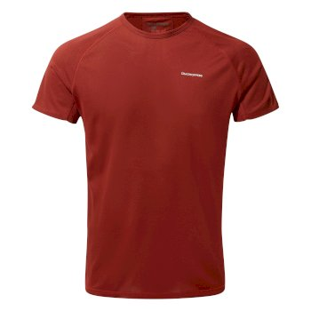 NosiLife II Baselayer T-Shirt - Firth Red