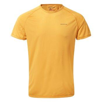NosiLife II Baselayer T-Shirt - Indian Yellow