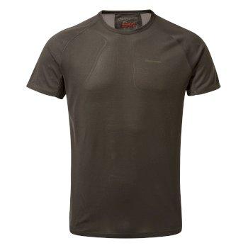NosiLife II Baselayer T-Shirt - Black Pepper
