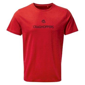Nelson Short Sleeved T-Shirt - Sriracha Brand Carrier