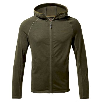 NosiLife Tiago Jacket - Woodland Green Marl