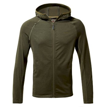 Men's Insect Shield® Tiago Jacket - Woodland Green Marl