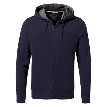 Men's Insect Shield® Tilpa Hooded Jacket - Blue Navy