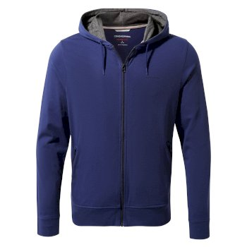 Men's Insect Shield® Tilpa Hooded Jacket - Lapis Blue