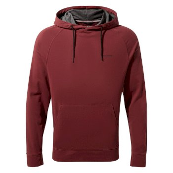 Men's Insect Shield® Tilpa Hooded Top - Brick Red