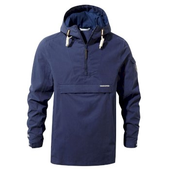 Woodridge Cagoule - Night Blue