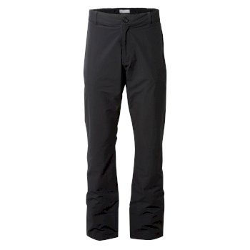 Men's Kiwi Pro Waterproof Pants   - Black