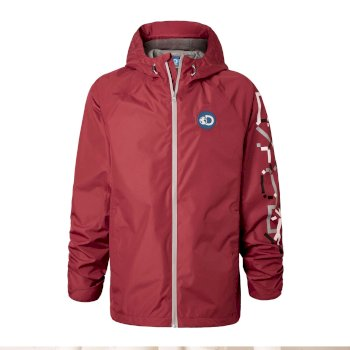 Discovery Adventures Jacke - Carmine Red
