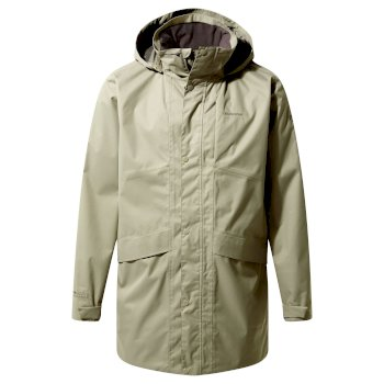 Men's Brae Jacket       - Greenwich Green