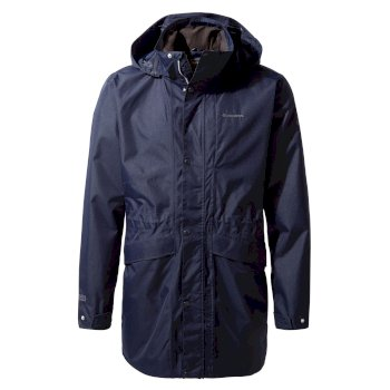 Brae Jacket       - Blue Navy