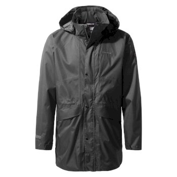 Men's Brae Jacket       - Black