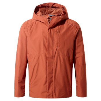 Treviso Jacket - Burnt Whisky