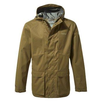 Kiwi Classic II Jacket - Dark Moss