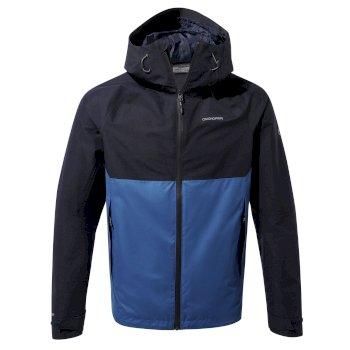 Caleb GORE-TEX® Jacket - Dark Navy / Deep Blue