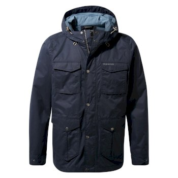 Men's Rivaldo Jacket - Blue Navy