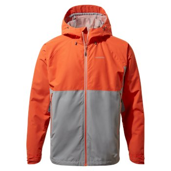 Atlas Jacket - Marmalade / Cloud Grey