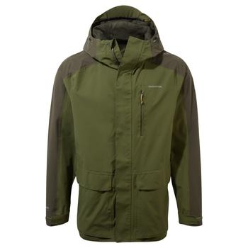 Lorton Jacket - Bottle Green