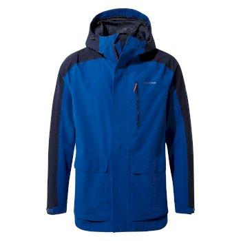 Lorton Jacket - Deep Blue / Blue Navy