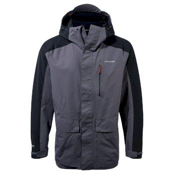 Lorton Jacket - Coast Grey