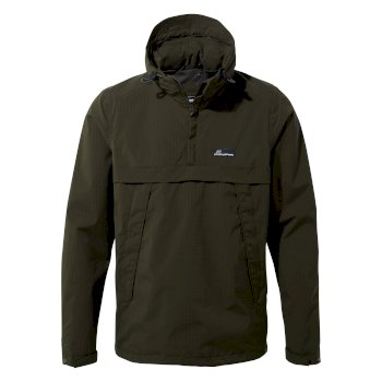Men's Anderson Cagoule - Woodland Green