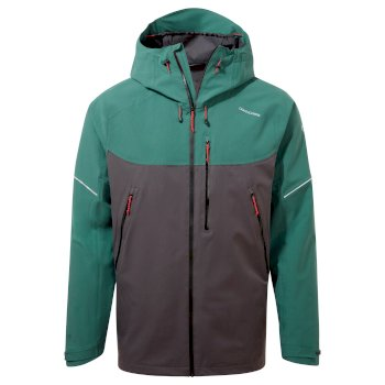 Dynamic Jacket - Winter Lagoon / Coast Grey