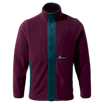 Unisex Ashfield Jacket - Dark Grape