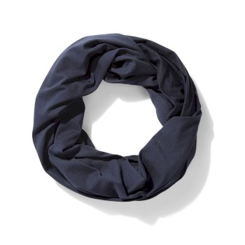 Unisex Insect Shield® Infinity Scarf - Blue Navy