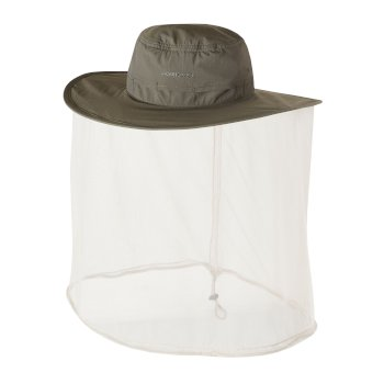 Insect Shield Ultimate Hat - Dark Khaki