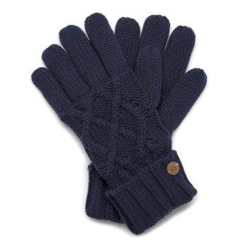 Unisex Dolan Gloves - Night Blue