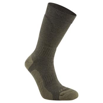 Trek Sock - Woodland Green