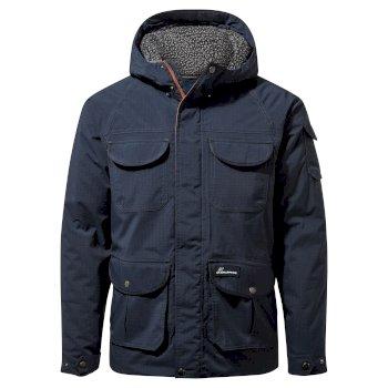 Hanson Jacket - Blue Navy
